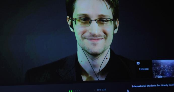 Whistle-Blower Snowden in Tirol!