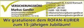 Versicherungsbüro Gandler Kramsach